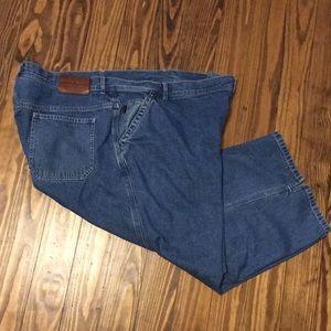Plus size Ralph Lauren Capri jeans size 20W